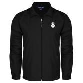 Full Zip Black Wind Jacket-Icon