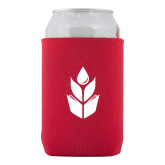 Neoprene Red Can Holder-Icon