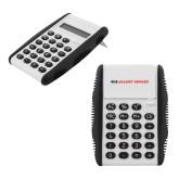 White Flip Cover Calculator-Workmark