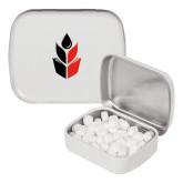 White Rectangular Peppermint Tin-Icon