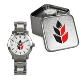 Mens Stainless Steel Fashion Watch-Icon