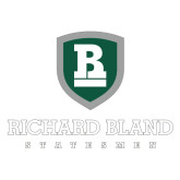 Large Decal-Richard Bland Statemen Stacked, 12 inches wide
