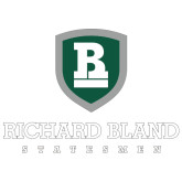 Extra Large Decal-Richard Bland Statemen Stacked, 18 inches wide