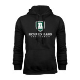 Black Fleece Hoodie-Richard Bland Statemen Stacked