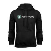 Black Fleece Hoodie-Richard Bland Statemen Flat