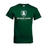 Dark Green T Shirt-Golf