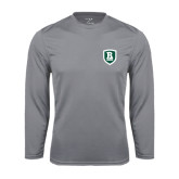 Performance Steel Longsleeve Shirt-Shield