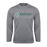 Performance Steel Longsleeve Shirt-Richard Bland Statemen Flat