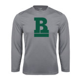 Performance Steel Longsleeve Shirt-RB Stacked