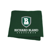 Dark Green Sweatshirt Blanket-Richard Bland Statemen Stacked
