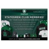 Promotional 5.50 x 3.75 FREE Flyer-Statesmen Club
