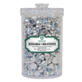 Kissable Creations Large Round Canister-Richard Bland Statemen Stacked