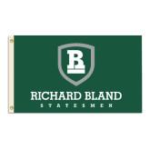 3 ft x 5 ft Flag-Richard Bland Statemen Stacked