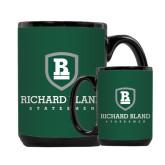 Full Color Black Mug 15oz-Richard Bland Statemen Stacked