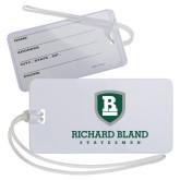 Luggage Tag-Richard Bland Statemen Stacked