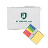 Micro Sticky Book-Richard Bland Statemen Stacked