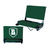 Stadium Chair Dark Green-Shield