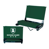 Stadium Chair Dark Green-Mom