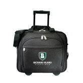 Embassy Plus Rolling Black Compu Brief-Richard Bland Statemen Stacked