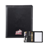 Carbon Fiber Tech Padfolio-Rosie with Rose-Hulman