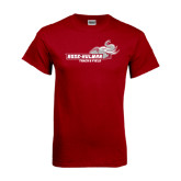 Cardinal T Shirt-Track & Field