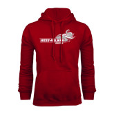 Cardinal Fleece Hoodie-Soccer