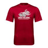 Syntrel Performance Cardinal Tee-Official Logo