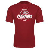 Syntrel Performance Cardinal Tee-Heartland Conference Tournament Champions Womens Tennis 2016