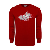 Cardinal Long Sleeve T Shirt-Rosie