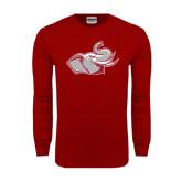 Cardinal Long Sleeve T Shirt-Rosie