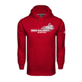 Under Armour Cardinal Performance Sweats Team Hoodie-Basketball