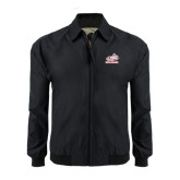 Black Players Jacket-Rosie with Rose-Hulman