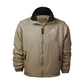 Khaki Survivor Jacket-Rosie with Rose-Hulman