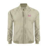 Khaki Players Jacket-Rosie with Rose-Hulman