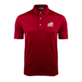 Cardinal Dry Mesh Polo-Rosie with Rose-Hulman