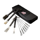 Grill Master Traditional BBQ Set-Rosie with Rose-Hulman