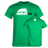Kelly Green T Shirt-Primary Mark