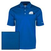 Nike Dri Fit Royal Pebble Texture Sport Shirt-Primary Mark