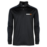 Nike Golf Dri Fit 1/2 Zip Black/Royal Pullover-Wordmark