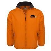 Orange Survivor Jacket-Primary Mark