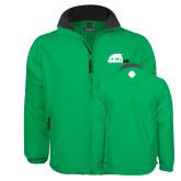 Kelly Green Survivor Jacket-Primary Mark