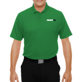 Under Armour Kelly Green Performance Polo-Wordmark
