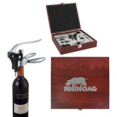 Executive Wine Collectors Set-Primary Mark  Engraved