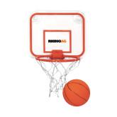 Mini Basketball & Hoop Set-Wordmark