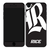 iPhone 7/8 Skin-Rice Logo Phone Design