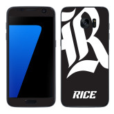 Samsung Galaxy S7 Skin-Rice Logo Phone Design