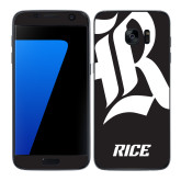 Samsung Galaxy S7 Edge Skin-Rice Logo Phone Design