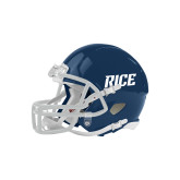 Riddell Replica Navy Mini Helmet-Rice