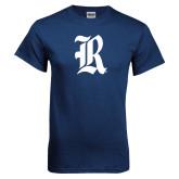Navy T Shirt-R