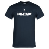 Navy T Shirt-Military Appreciation